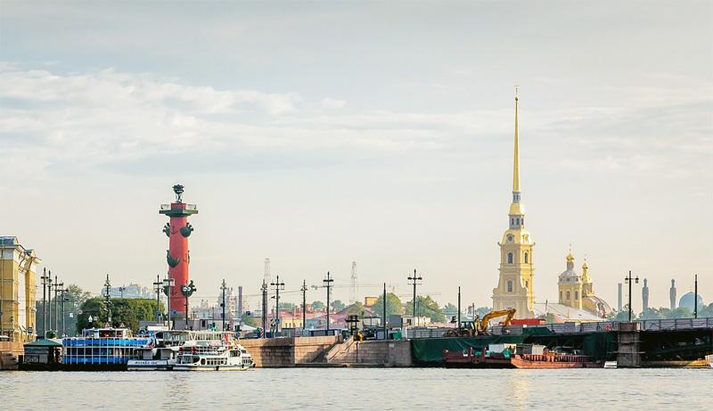 Квартиры посуточно в Санкт-Петербурге